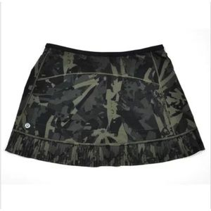 lululemon athletica Skirts - 💥Lululemon City Sky Run By Skirt-Camo💥
